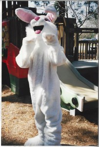Moore County Easter Bunny